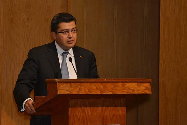 Víctor Esquivel, exalumno de la Licenciatura en Contaduría del ITAM