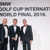 Felipe Olvera obtiene el primer lugar en la BMW Golf Cup International World Final